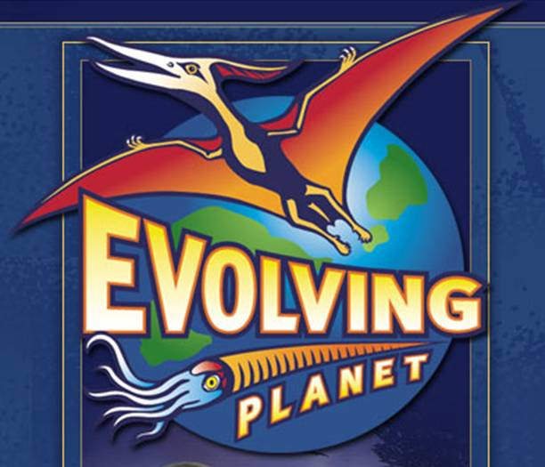 Evolving Planet Exhibit. Evolving Planet takes visitors