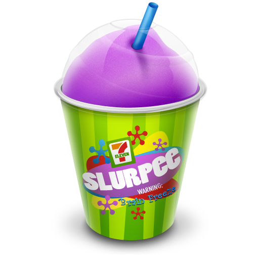 ive sounds delightful Cherry cola slurpee