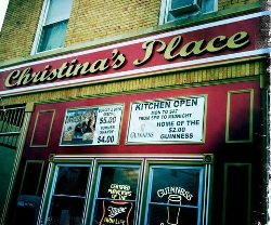 christina's place free irish breakfast in chicago