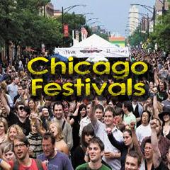 2012 festivals in Chicago - june 2012