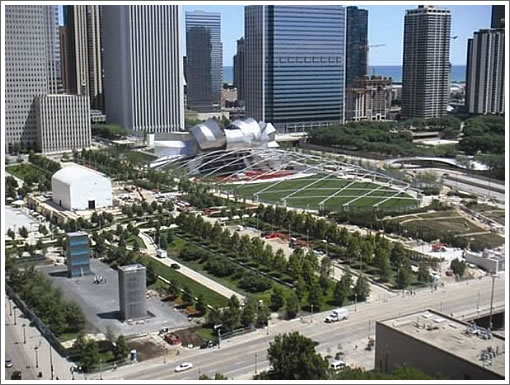 Chicago's Millennium Park