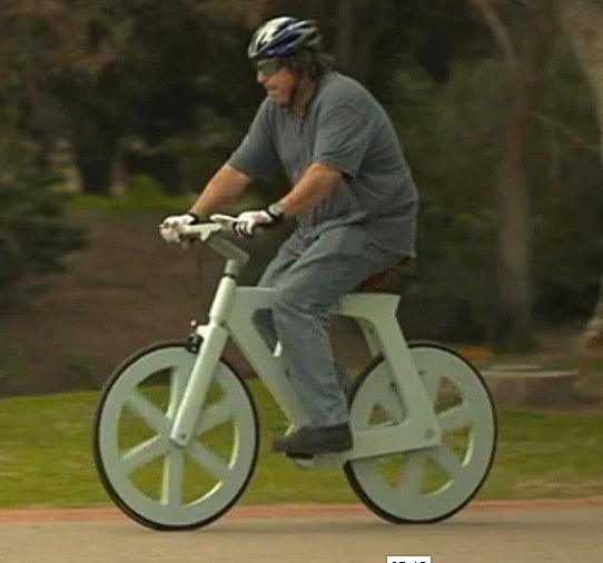 cardboard_bike for $20