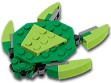 FREE-LEGO-Sea-Turtle