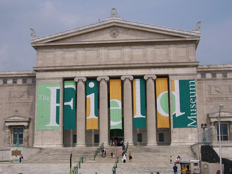 FREE DAYS at Chicago's Field Museum FREE DAYS at Chicago's Field Museum