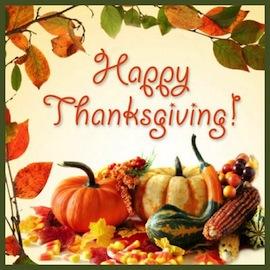 Happy Chicago 2013 Thanksgiving
