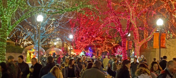 free zoolights 2013 in chicago