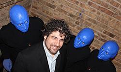 free concert blue man group