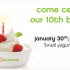 pinkberry 10 cents