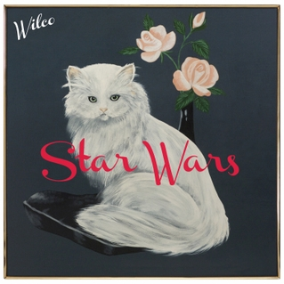 free album wilco star wars cover