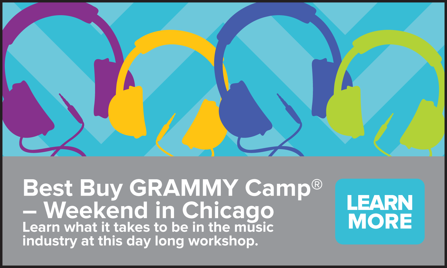 free grammy camp chicagofree grammy camp chicago