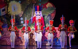 free dance along nutcracker