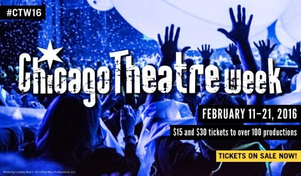 chicago theatre week 2016