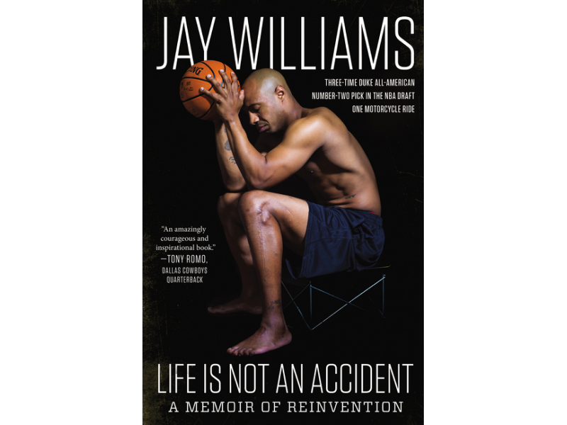 jay williams free booksigning