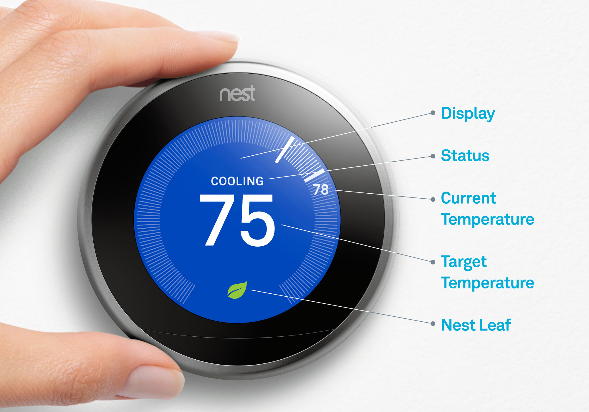FREE d3-nest-thermostat