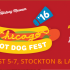 Kid Fun:  Free Admission to the Hot Dog Fest in Chicago – Aug 5-6