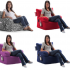 Sale:  Comfy Big Joe Dorm Chairs Just $24.88!