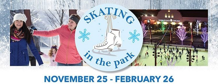 free ice skating in chicago