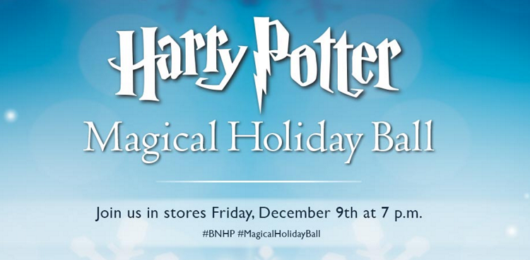 FREE harry-potter-magical-holiday-ball CHICAGO
