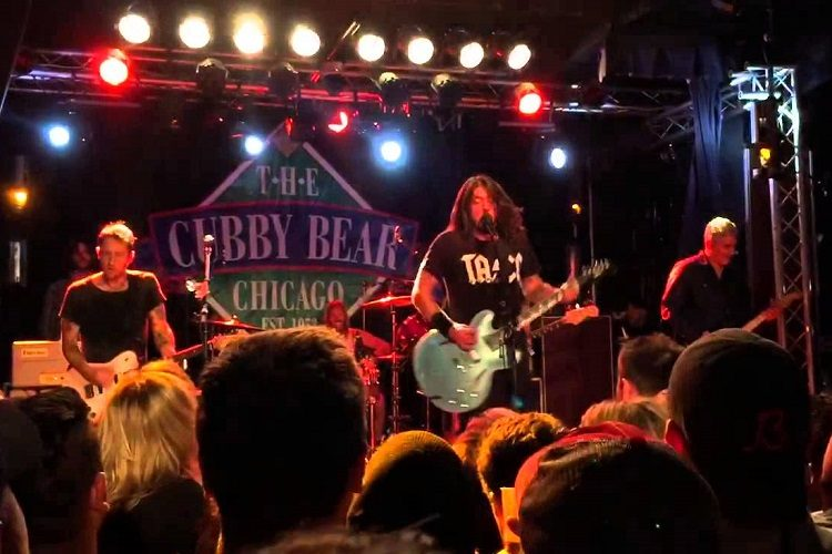 cubby bear in chicago