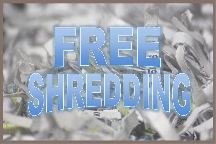 Free-Shredding