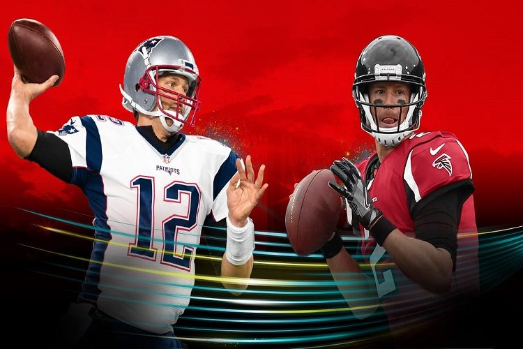 What time is super bowl 51 between Falcons-vs-Patriots2311034