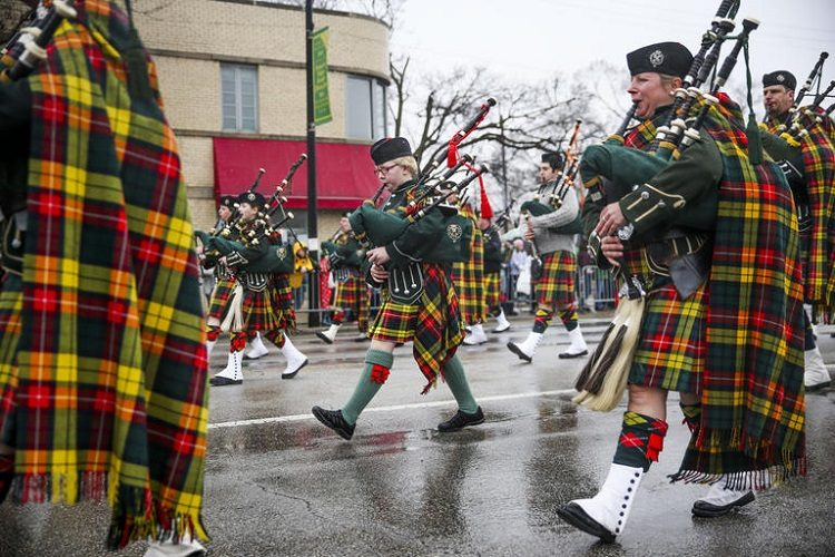 south side irish parade chicago