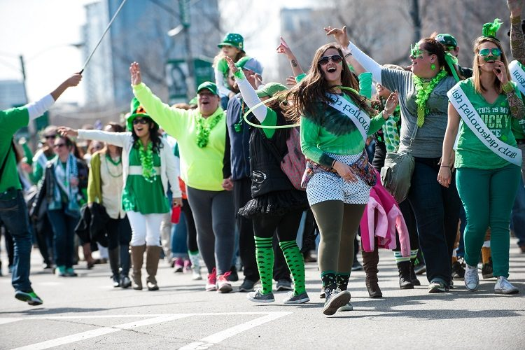 st-patricks-day-parades-chicago 2