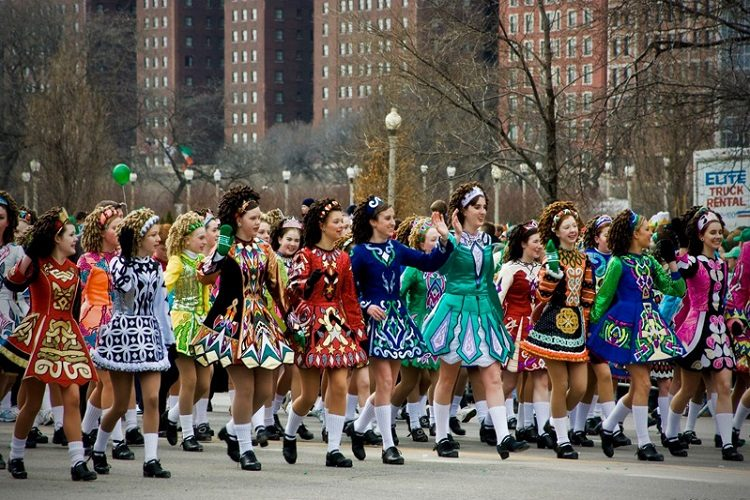 st-patricks-day-parades-chicago