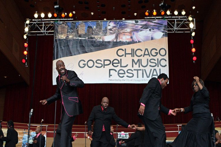 2017 chicago gospel fest