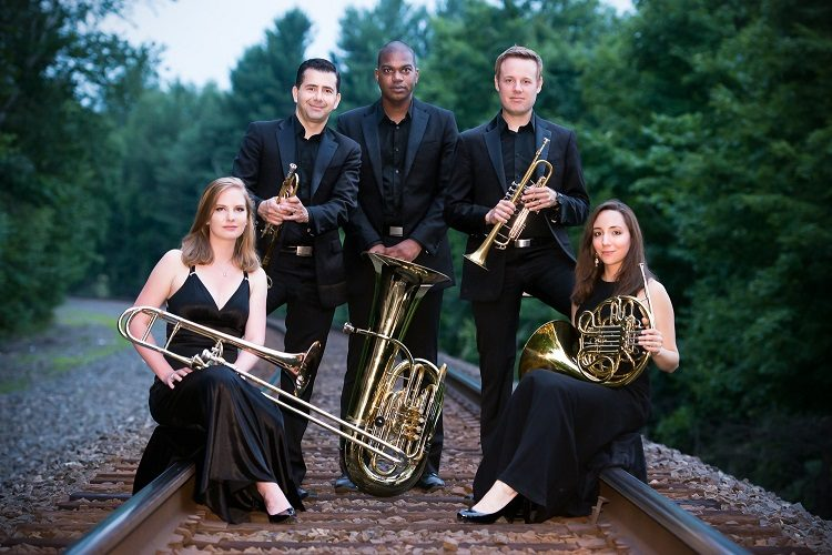 free Chicago  area concert by AXIOMBRASS
