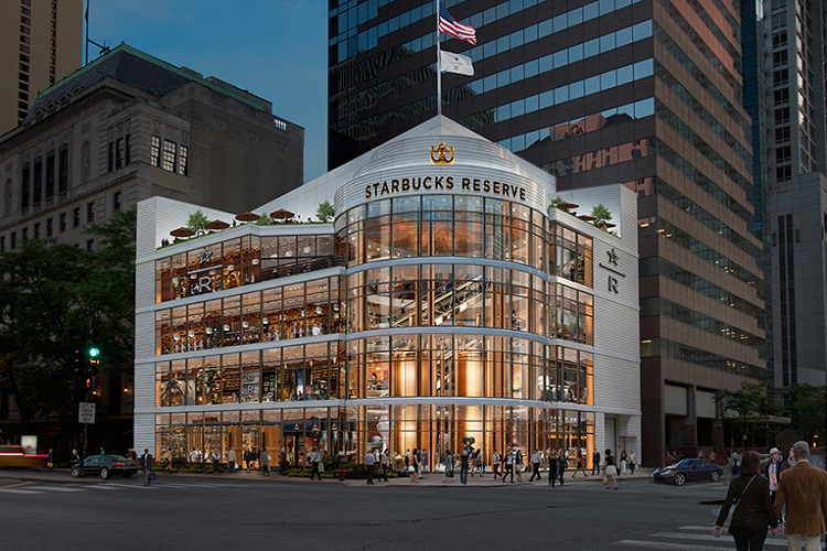 new gigantic Starbucks_chicago_roastery