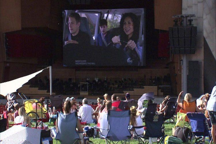 millennium park free movies summer 2018