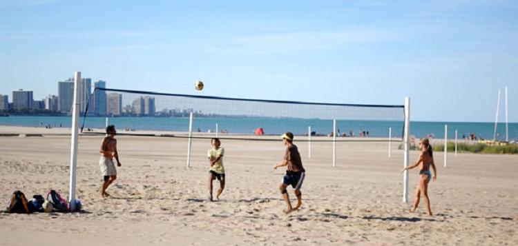 free chicago beaches