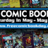 Reminder:  Free 2017 Comic Book Day in Chicago Area – May 6