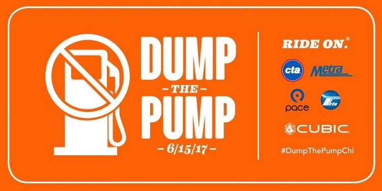 dump the pump FREE COFFEE chicago