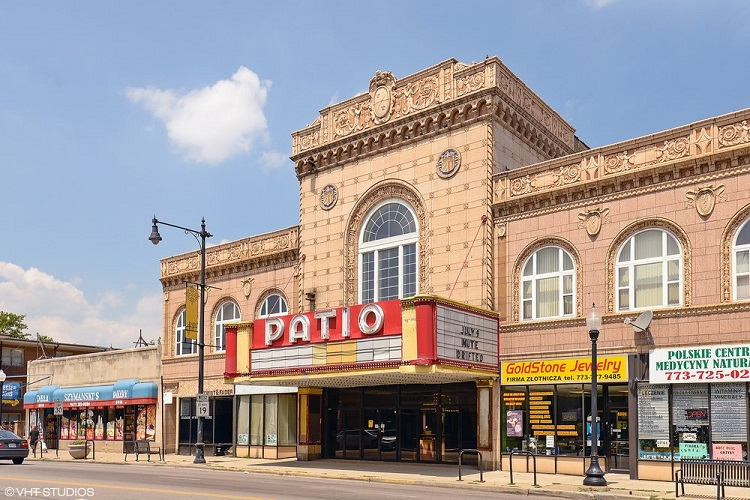 free movies at Patio+Theater+Chicago