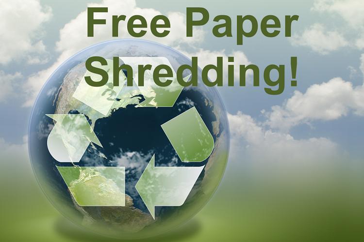 free paper shredding in chicago area