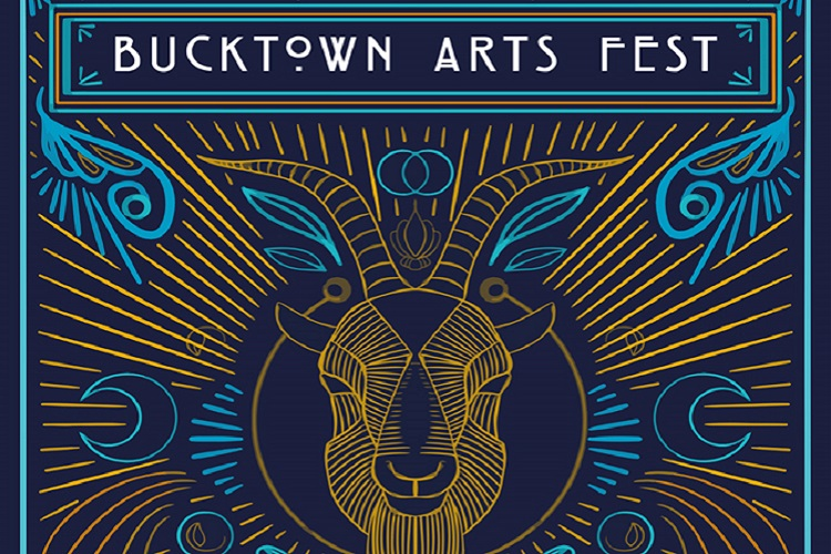 free bucktown art fest chicago 2017