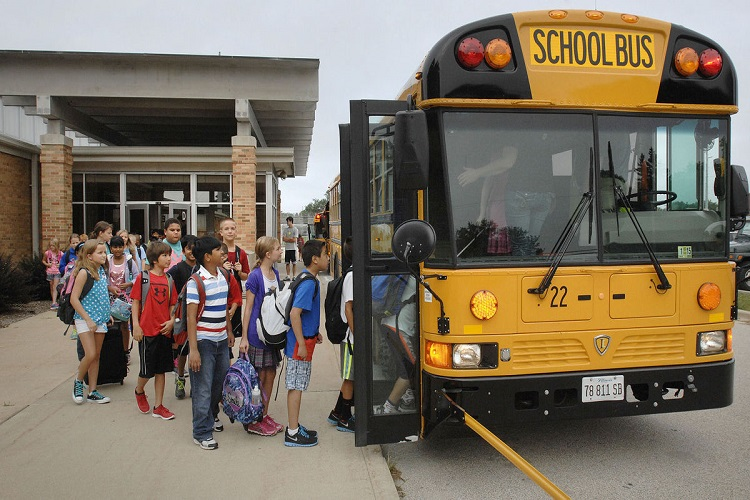free rides on CTA on first day of school