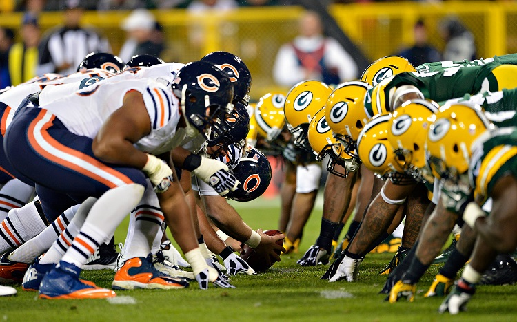 free streaming packers bears