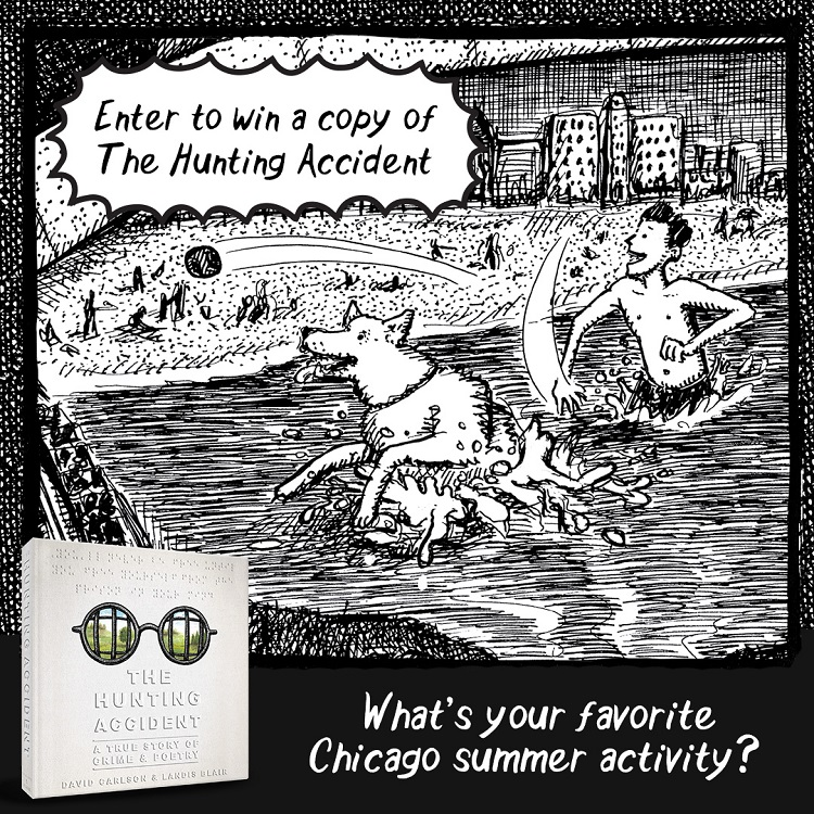 Win FREEBIE -- Chicago's - The Hunting Accident-facebook-contest