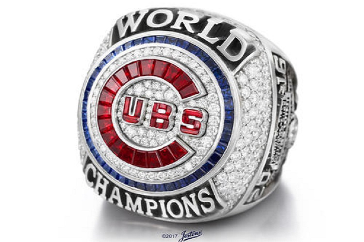 authentic cubs-world-series-championship-rings-auction