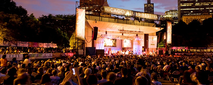 free 2018 chicago blues festival 2