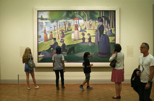 FREE 2018 ADMISSION to art-institute-of-chicago