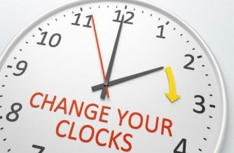 change your clocks tonight