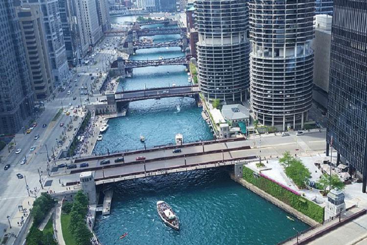 free chicago riverwalk map 5