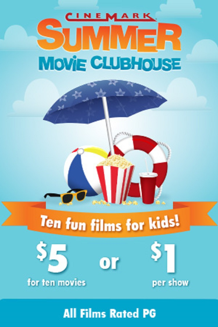 summer movies for one dollar