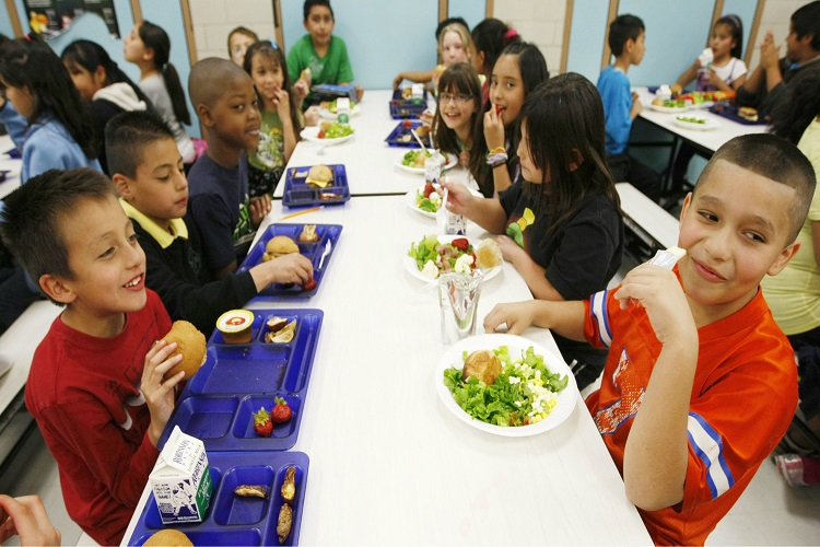 FREE Chicago school lunch