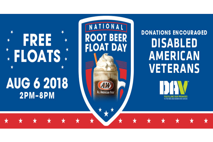 free root beer floats