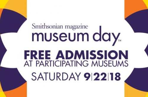 free museums day sept 22